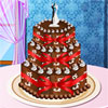 игра Wedding Cake Deco