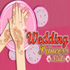 игра Wedding Princess Nails