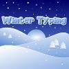 игра Набрав зима