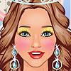 игра Winter Princess Make Up Roxigames