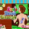 игра Zoes Beach Massage