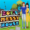 игра Zoes Messy House