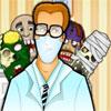 игра Зомби на стоматолога