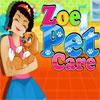 игра Zoe Pet Care